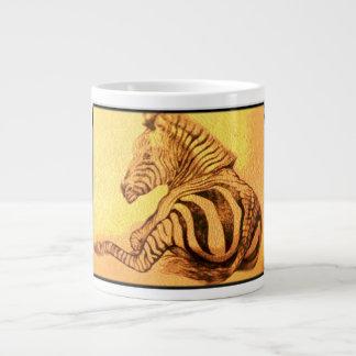 African   Zebra Large Coffee Mug