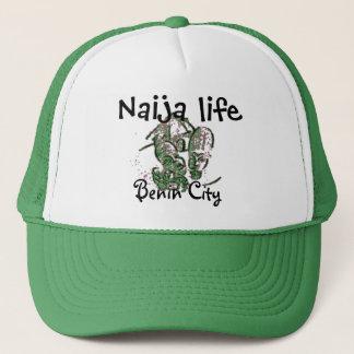 Africankoko Custom  Benin City, Nigeria Trucker Hat