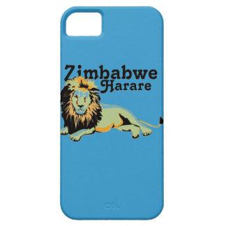 Africankoko Custom Harare. Zimbabwe Barely There iPhone 5 Case
