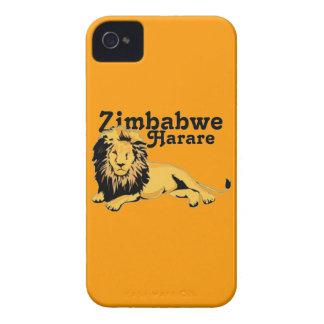 Africankoko Custom Harare. Zimbabwe iPhone 4 Cover