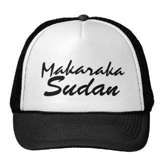 Africankoko Custom Sudan, Africa Mesh Hats
