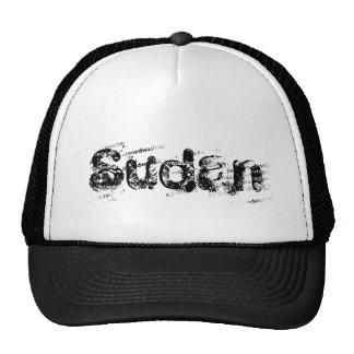 Africankoko Custom Sudan, Africa Trucker Hat