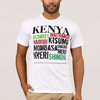 Africankoko Kenya custom T-Shirt