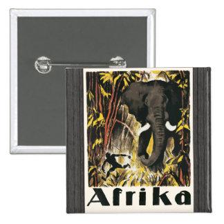 Afrika Vintage Pin