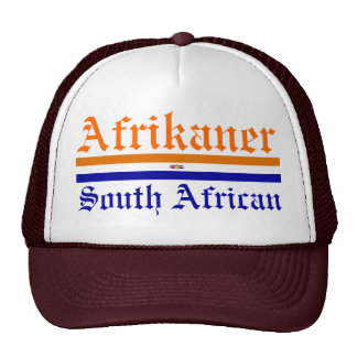 Afrikaner / South African Cap
