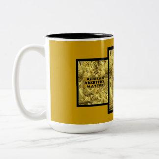AfriMex Urbano African Ancestry Gold Weights Mug
