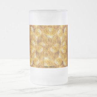 AfriMex Urbano Asante Gold Weights Frosted Mug