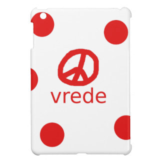 Afrkaans South Africa Peace Symbol Case For The iPad Mini