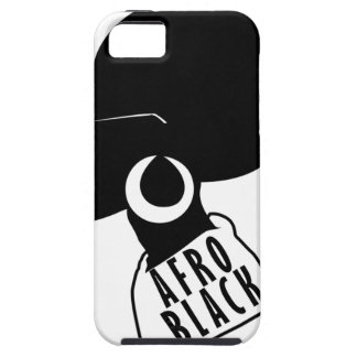 AFRO African American Black gift t shirt iPhone 5 Cover