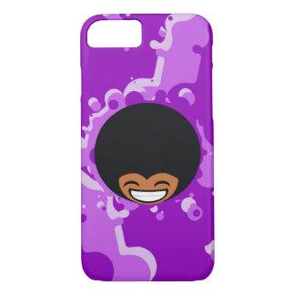 Afro Apple iPhone 7 Phone Case