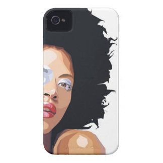 Afro-centric Blackberry Case Mate