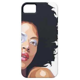 Afro-centric iPhone 5 Case
