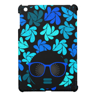 Afro Diva Turquoise Teal Cover For The iPad Mini