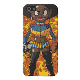 Afro Girl iPhone 5 Covers