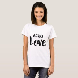 Afro Love Natural Hair T-Shirt