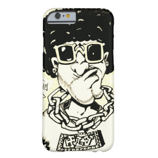 Afro man iPhone case