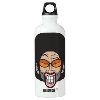 Afro man SIGG traveler 0.6L water bottle