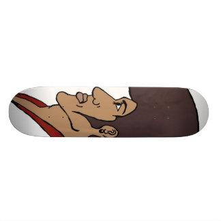 Afro Man Skate Board Deck