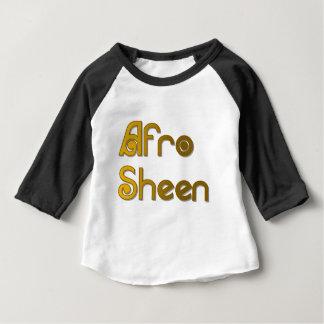 Afro Sheen Sist- gold Baby T-Shirt