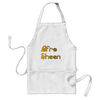 Afro Sheen Sist- gold Standard Apron