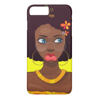 Afro Sisi iPhone 8 Plus/7 Plus Case