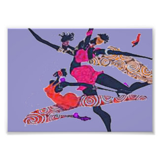 AFRO WIND DANCERS BY AFRO-FUSION ART PHOTO