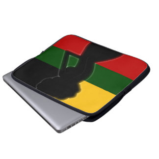 AFROcan Lady Laptop Sleeve