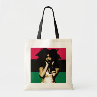 """Afrocentric Lady"" Tote"