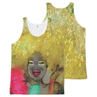 Afropower Tshirt unissex