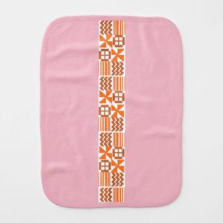 AfroPrint Burp Cloth