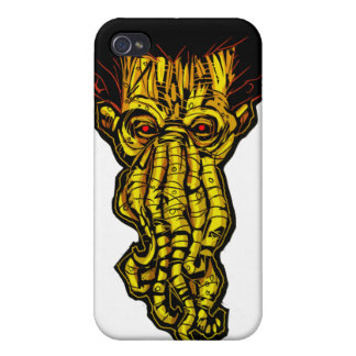 AfroThullu Cover For iPhone 4