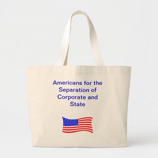 AFSOCS Jumbo Tote Bags