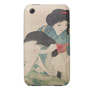 After a Bath, Blackberry Curve Case-Mate Case iPhone 3 Cover