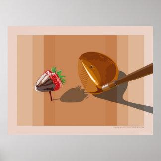 After Dessert Poster