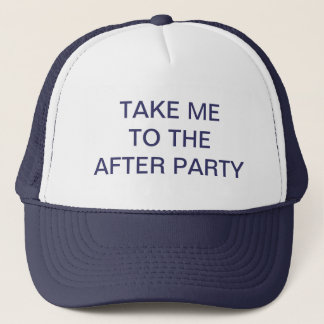 AFTER PARTY TRUCKER HAT