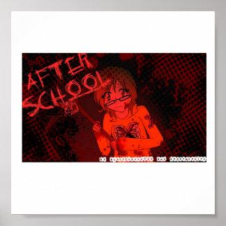 After School Poster - DEL
