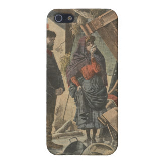 After the disaster fro 'Le Petit Journal' iPhone 5/5S Covers