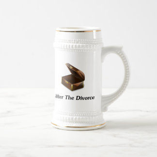 After The Divorce Beer Steins