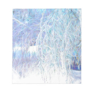 After the Icestorm-Green glow Notepad