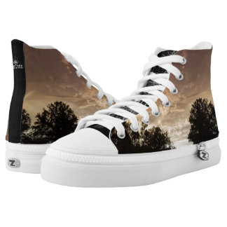 After the Storm Scenic Deeply Rooted High Tops