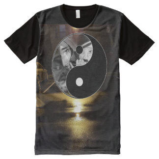 After the Storm (Yin Yang) All-Over Print T-Shirt