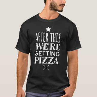 After this we are getting pizza T-Shirt