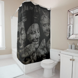 Afterlife Shower Curtain