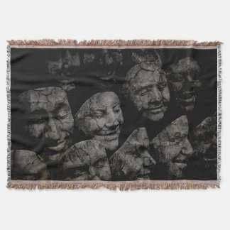 Afterlife Throw Blanket