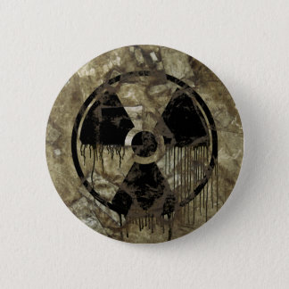 AFTERMATH 6 CM ROUND BADGE