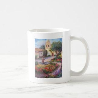 Afternoon at Carmel Mission Coffee Mug