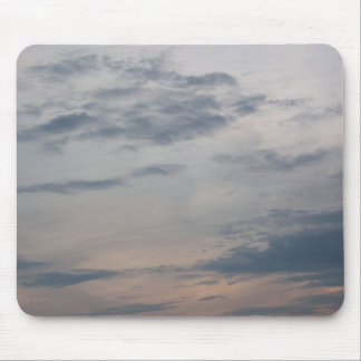 Afternoon Clouds Mouse Mat