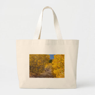 Afternoon Drive Large Tote Bag