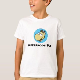 Afternoon Fun T Shirt