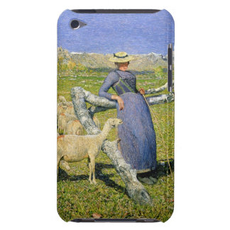 Afternoon in the Alps, 1892 (oil on canvas) Barely There iPod Covers